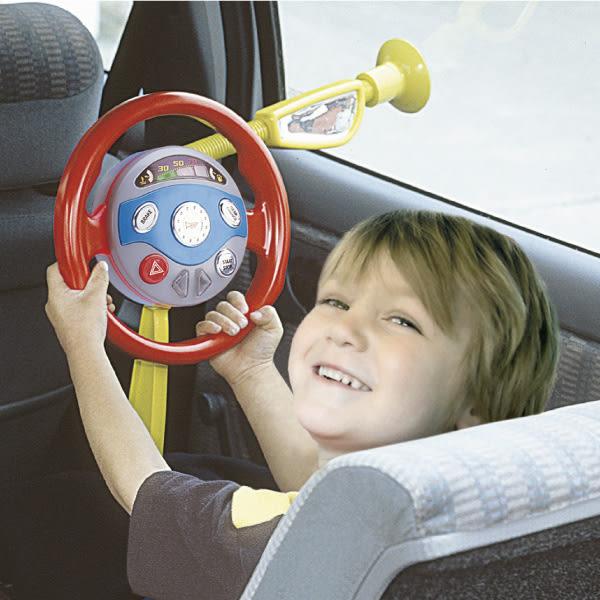 英國 CASDON 兒童學習電子有聲方向盤【總代理公司貨】