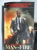 【書寶二手書T1/原文小說_OSY】Man on Fire_A.J.Quinnell