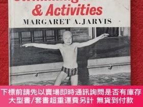 二手書博民逛書店YOUR罕見BOOK OF Swimming Games Activities(原版書)Y12345 YOUR