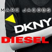 MBMJ。DKNY。DIESEL 結帳金額63折起。8/13~9/3提供分期0利率