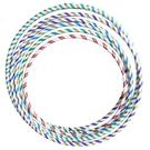 呼啦圈 5號雷射晶晶彩虹呼拉圈(中彩帶)/一件30個入(定180) 直徑約78cm 台灣製造-群4718590820491