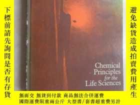 二手書博民逛書店英文書罕見Chemical Principles for the