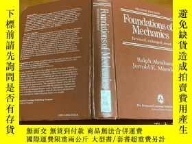 二手書博民逛書店Foundations罕見of MechanicsY171500 看圖 看圖