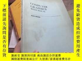 二手書博民逛書店computer罕見graphics with pascal 8
