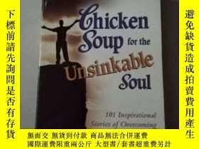 二手書博民逛書店Chicken罕見Soup for the Unsinkable