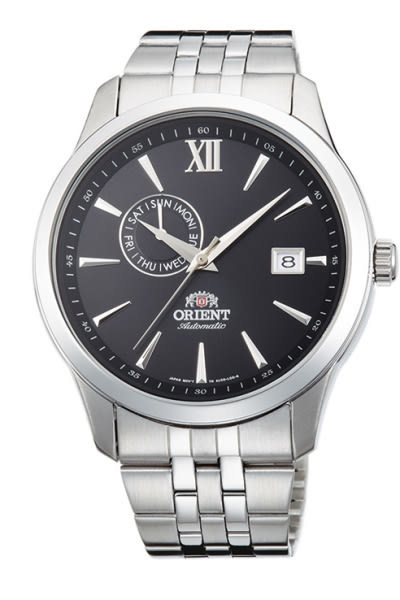 【分期0利率】ORIENT 東方錶 機械錶 原廠公司貨 錶徑4.3公分 FAL00002B 黑面