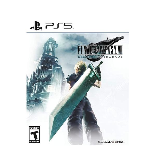 PS5 Fantasy VII 重製版 最終幻想7 FF7 太空戰士7 中文版 (預購6/10)