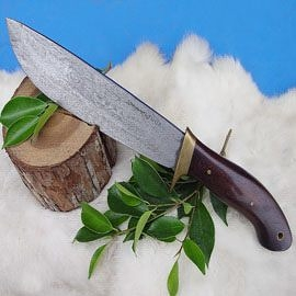 郭常喜與興達刀具--郭常喜限量手工刀品-獵刀(A0024)