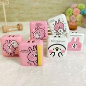 Kanahei 卡娜赫拉的小動物 P助 粉紅兔兔 USB 插頭 雙孔 充電器