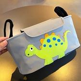 嬰兒車掛包收納袋掛袋多功能通用大容量置物袋嬰兒車掛鉤推車掛包 童趣屋