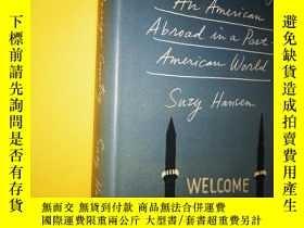 二手書博民逛書店英文原版罕見大精裝 Notes on a Foreign Country: An American Abroad
