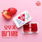 韓國 不倒翁 不沾手草莓醬 12g【庫奇小舖】