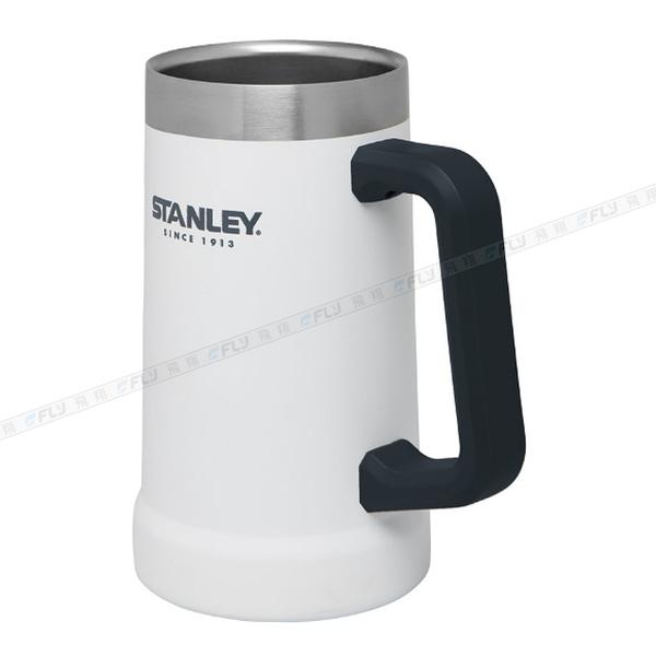 《飛翔無線3C》STANLEY 10-02874 冒險系列 真空啤酒杯 0.7L│公司貨│勇士酷冰杯 保溫保冰保冷