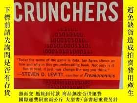 二手書博民逛書店大數據思維與決策罕見Ian Ayres:Super Crunch