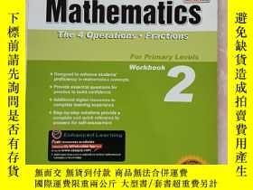 二手書博民逛書店Conquer罕見Mathematics The 4 Operations Fractions 2(攻克數學二年級
