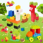 聖誕節狂歡 兒童幼兒積木玩具匹配樂高大顆粒1男孩子2女孩6周歲3拼裝4益智力 森活雜貨