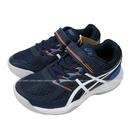 (C1) ASICS 亞瑟士 UPCOURT 4 PS 兒童 排球鞋 1074A029-402 黑X藍 [陽光樂活]