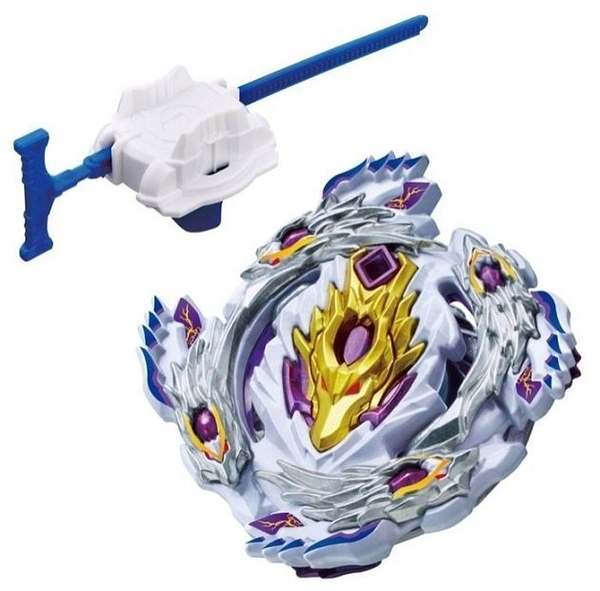 戰鬥陀螺 BURST#110 噬血神槍(內附左迴轉發射器) 超Z世代 原廠公司貨 TAKARA TOMY