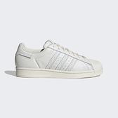 Adidas Superstar [GZ0474] 女鞋 運動 休閒 經典 貝殼 舒適 穿搭 愛迪達 米 灰