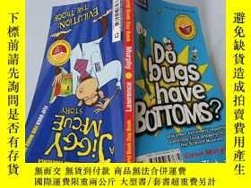 二手書博民逛書店do罕見bugs have bottoms:蟲子有屁股嗎.Y200392