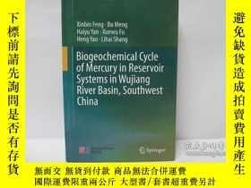 二手書博民逛書店Biogeochemical罕見Cycle of Mercury