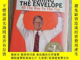 二手書博民逛書店PUSHING罕見THE ENVELOPE ALL THE WAY TO THE TOPY393443 HAR