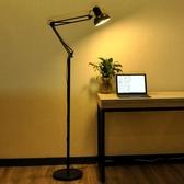 落地燈 落地燈客廳臥室書房桌現代簡約網紅極簡輕奢ins風LED遙控立式臺燈 220VJD 新品來襲