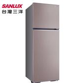 【SANLUX 三洋】480公升定頻雙門冰箱SR-C480B1-P