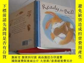 二手書博民逛書店Ready罕見for Bed!Y205889 出版2005