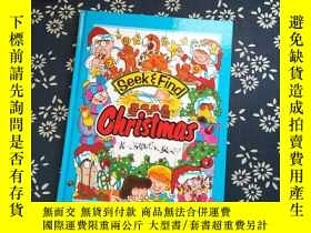 二手書博民逛書店Seek罕見and Find ChristmasY267682