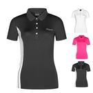 高爾夫 高爾夫服裝女T恤短袖韓國版女裝短袖GOLF球衣服女士速干上
