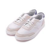 KEDS MATCH PIONT 經典復刻皮革休閒鞋 白/灰/藍 183W132590 女鞋