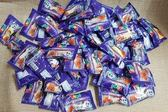 (印尼) 萬聖節 Yupi 呦皮 大門牙軟糖(萬聖節軟糖 吸血鬼牙齒造型軟糖 1包432g (約48小包)