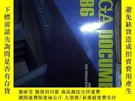 二手書博民逛書店GA罕見DOCUMENT 世界の建築 86(日文) 。Y180897