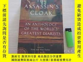 二手書博民逛書店The罕見Assassin s Cloak: An anthol