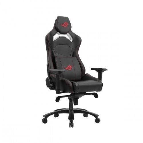 (電競椅超值組合)華碩 SL300 ROG Chariot Core電競椅+羅技 G512 RGB鍵盤(青軸)+羅技 G502 Proteus RGB 滑鼠