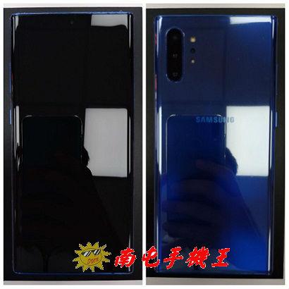 =南屯手機王=SAMSUNG Galaxy Note 10+ 256GB 藍色 中古機 宅配免運費