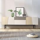 林氏木業簡約設計感電視櫃 GL1M