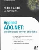 二手書博民逛書店 《Applied ADO.NET: Building Data-Driven Solutions》 R2Y ISBN:1590590732