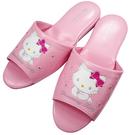 【震撼精品百貨】Charmmy Kitty_寵物貓~CY貼鑽室內拖鞋-粉紅 24-26cm