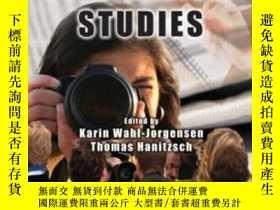 二手書博民逛書店The罕見Handbook Of Journalism StudiesY255562 Hanitzsch, T