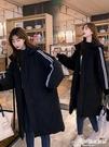 中長款羽絨服 中長款冬裝羽絨棉衣棉服韓版寬鬆秋冬季外套棉襖2021年新款女加厚 愛麗絲