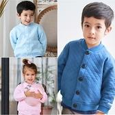 Augelute Baby童衣 嬰幼兒外套空氣棉兒童外套 長袖保暖寶寶外套 12013