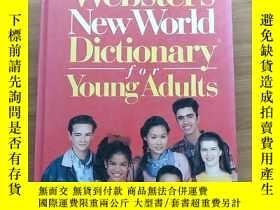 二手書博民逛書店Webster`s罕見new world dictionary