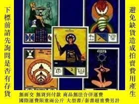 二手書博民逛書店Tarot罕見Of Ceremonial Magick-儀式魔法塔羅牌Y436638 Lon Milo Duq
