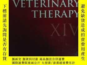二手書博民逛書店Kirk s罕見Current Veterinary Thera