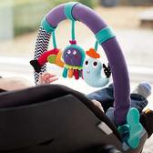 新生嬰兒音樂車夾推車床掛件0~6-12個月寶寶座椅床鈴玩具0-1歲