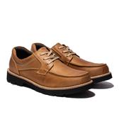 Waltz-經典綁帶男休閒鞋622182-56土黃