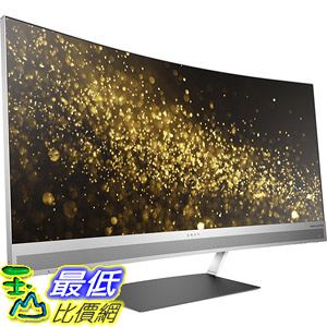[8美國直購] 顯示器 HP ENVY 34吋 21:9 Curved LCD Monitor