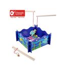 【德國 classic world 客來喜】經典木玩-海洋釣魚遊戲 CLA2888